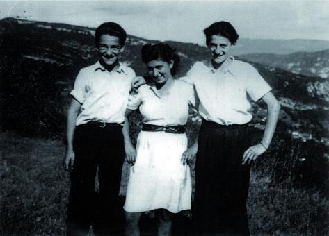 Theodore-Reis-Arnold-Hirsch (Photo)