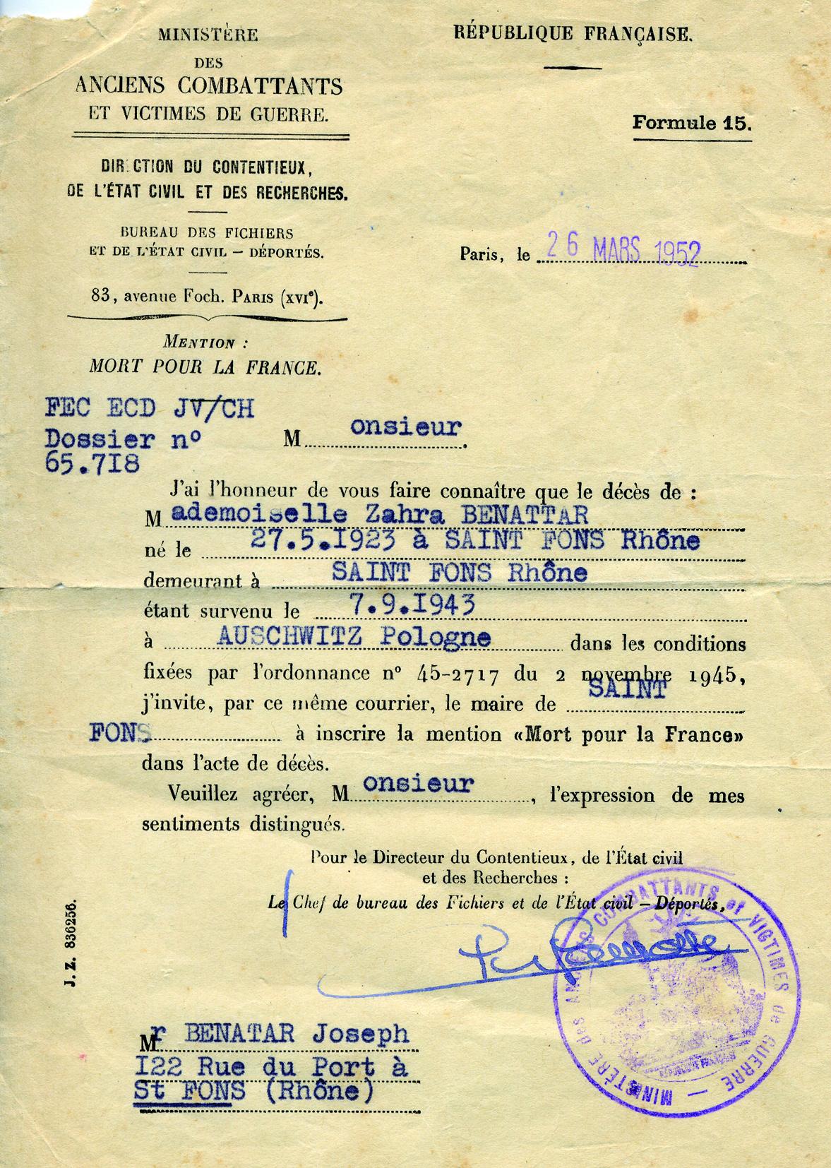 benatar101 (Document officiel)