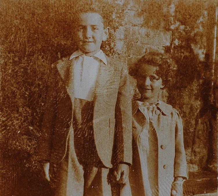 Maurice et Liliane Gerenstein