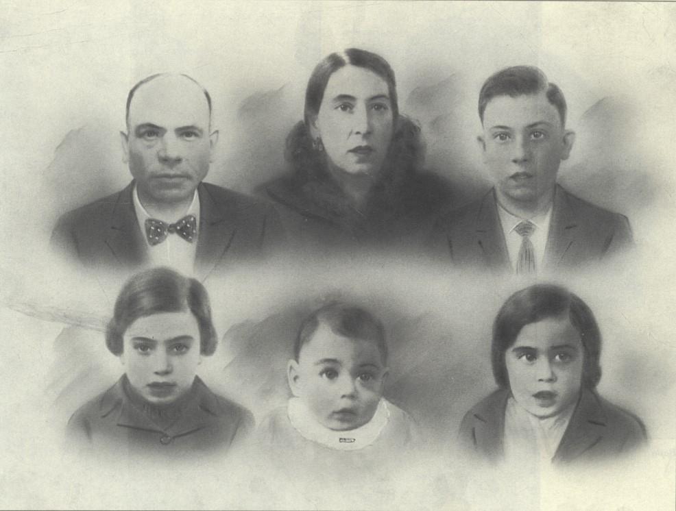 Famille Benayoun