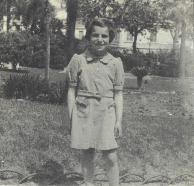 Alice Jacqueline Luzgart - Izieu