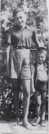 Marcel et Albert Bulka, Fils de Moszik-Chaïm Bulka
