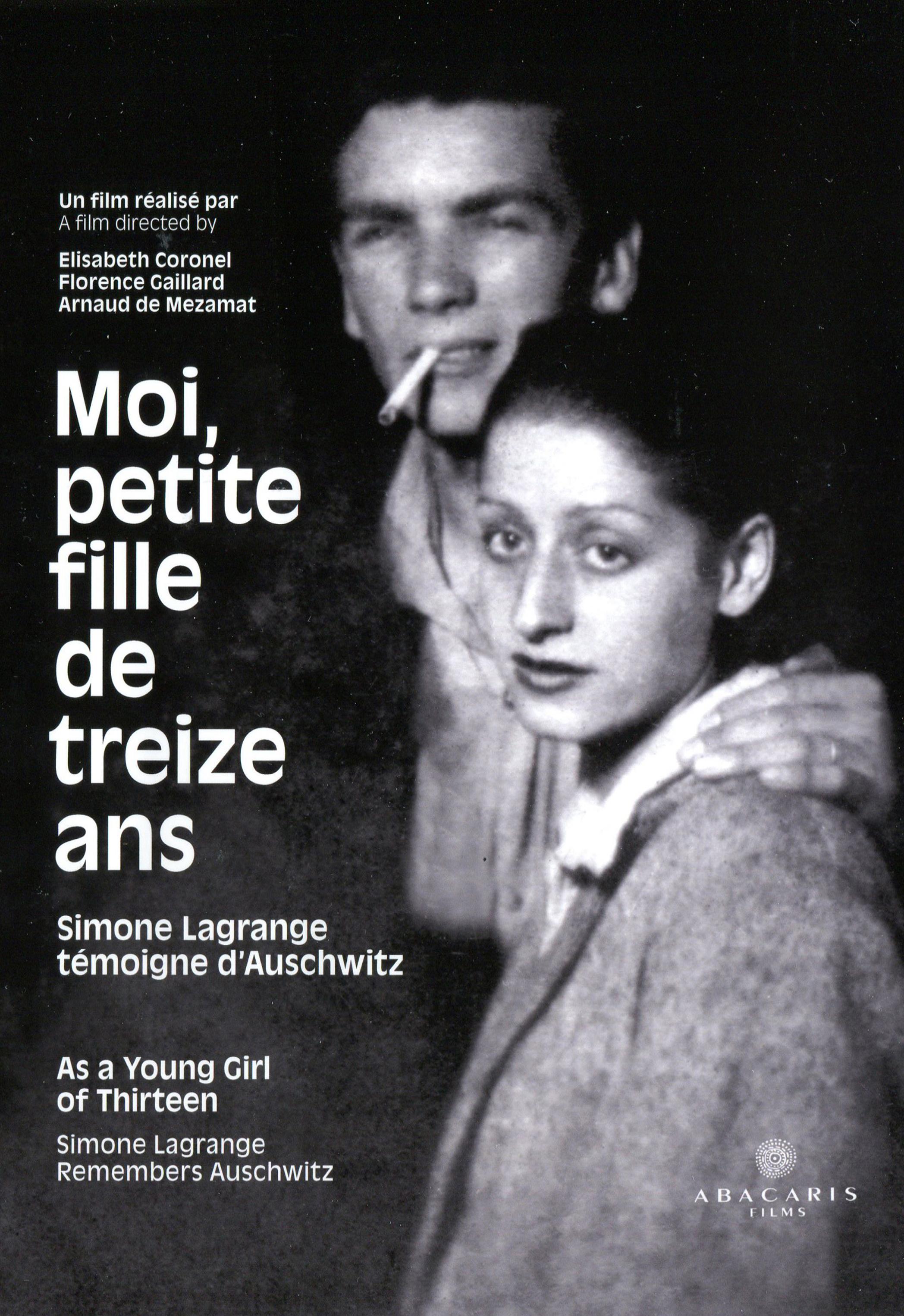 DVD témoignage de Simone Lagrange