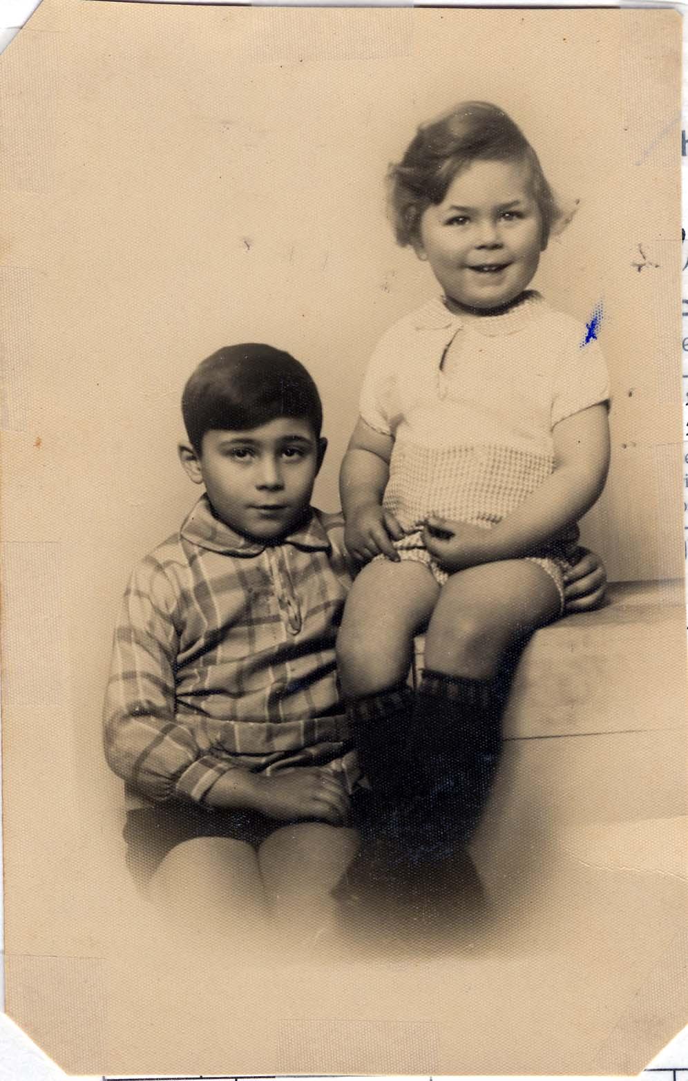 Georges et Henri Mandelbaum