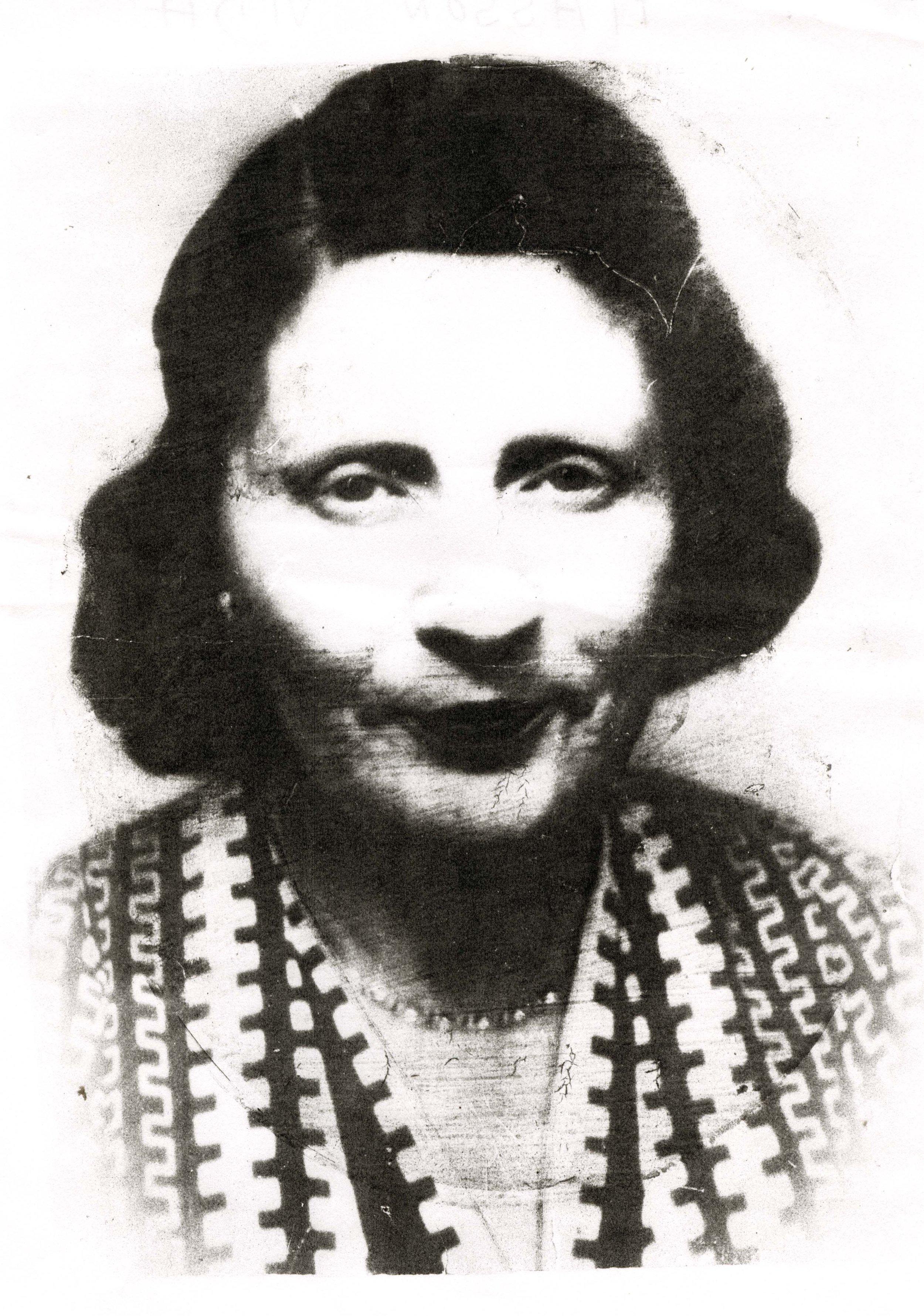 Vida Hasson, mère d'Adrien et Juliette Hasson
