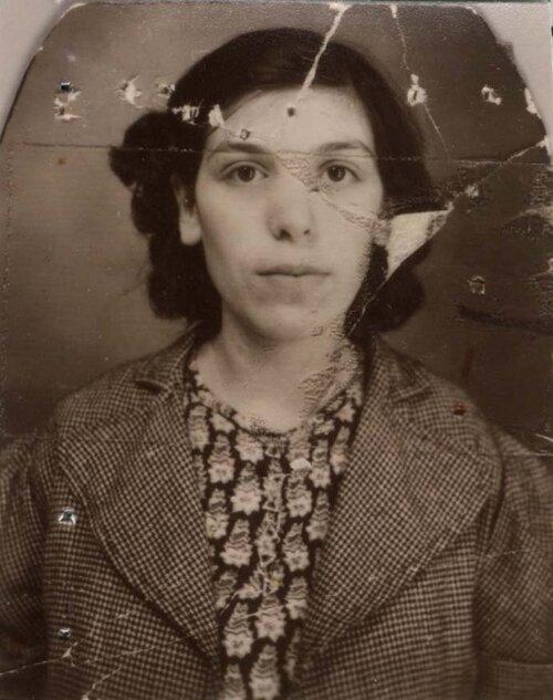 Sol Ohayoun née Benatar, soeur de Zahra