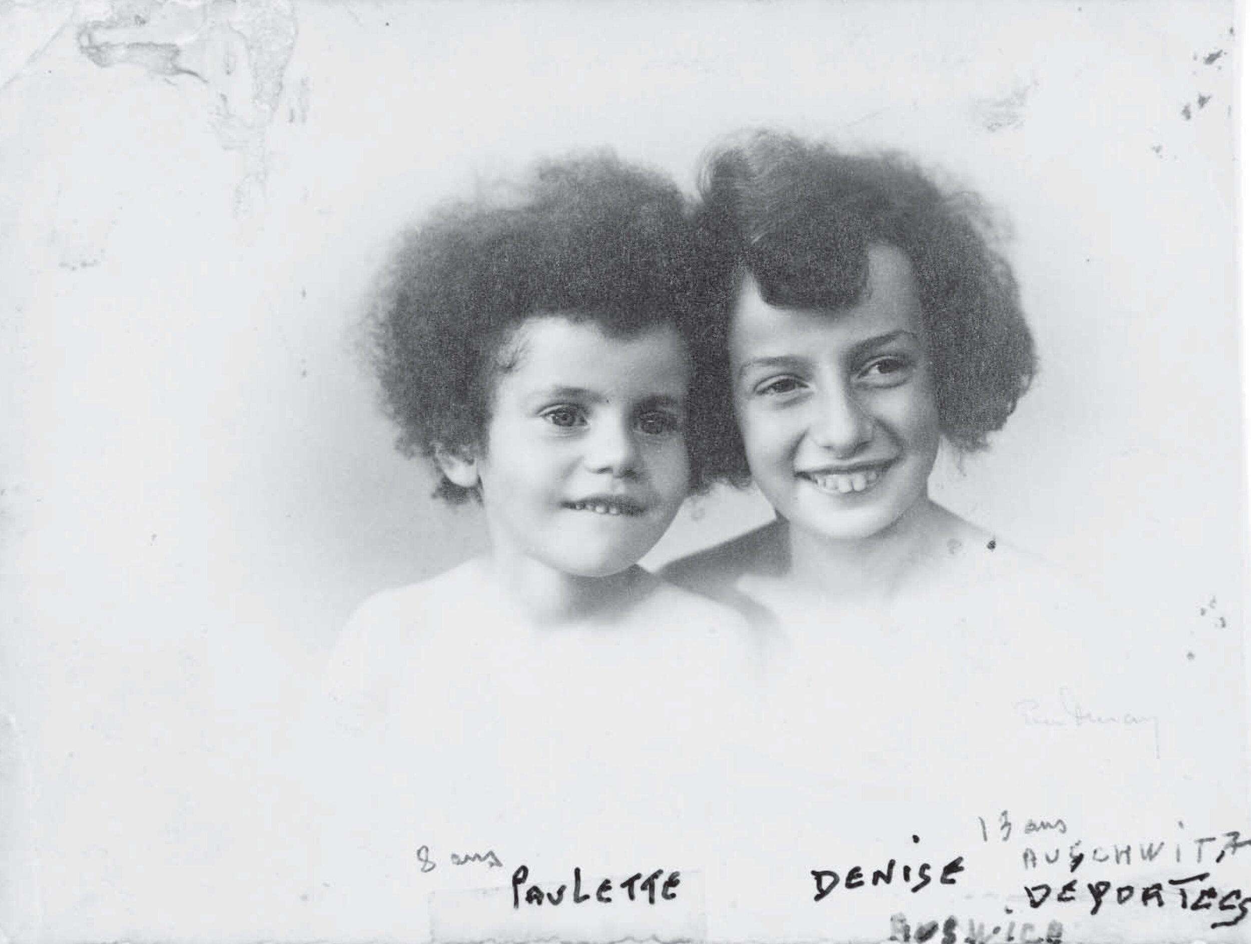 Denise et Paulette Krampner