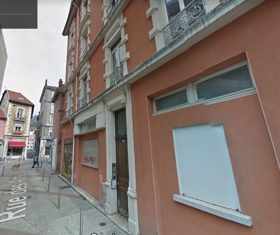 Albert Gabai dernière adresse 19 rue des Arts à Grenoble