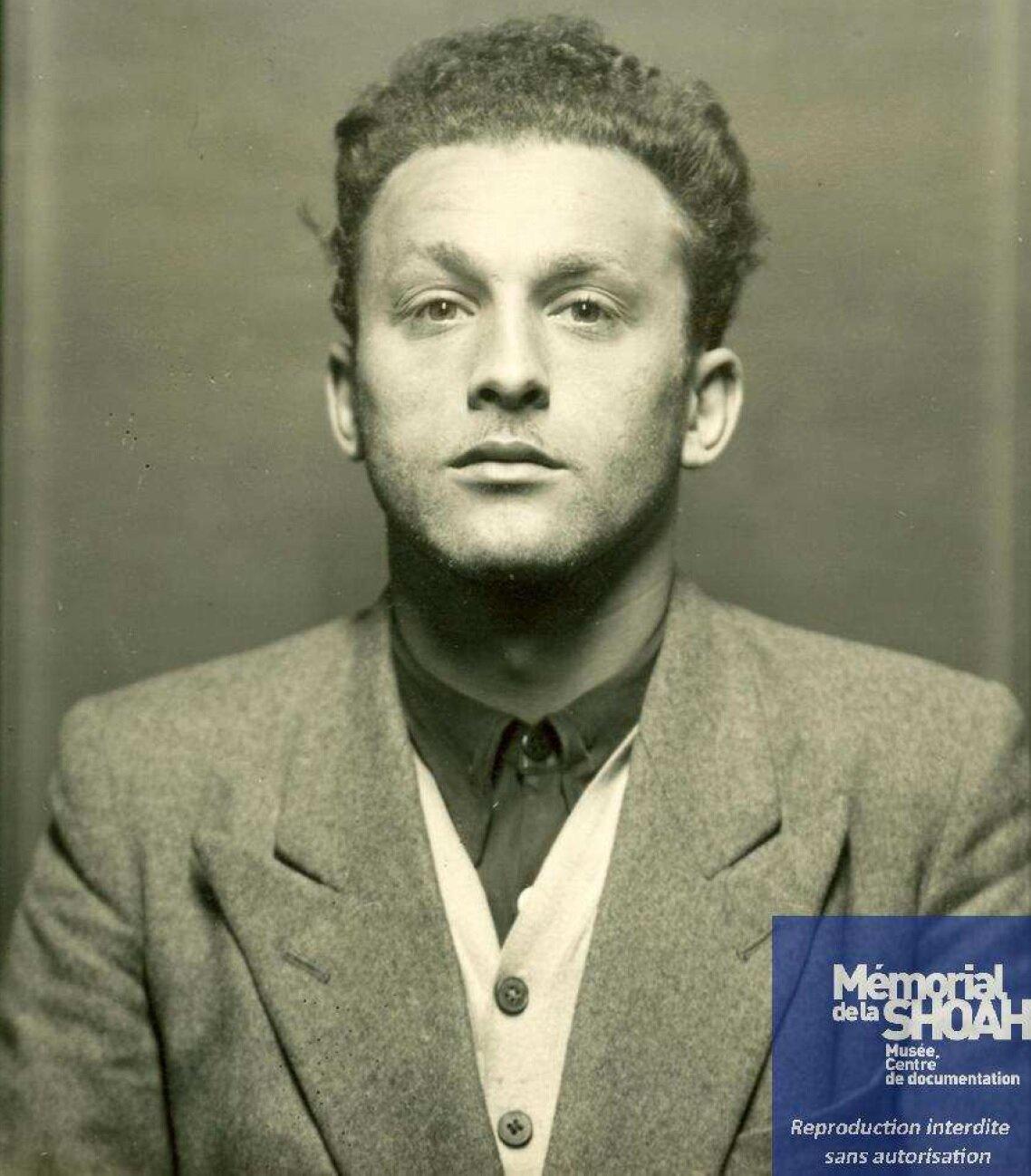 Sacha BRESLERMAN  (25/12/1925)