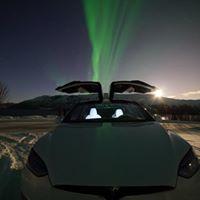 Arctic X  - Tesla Northern Lights 2.jpg