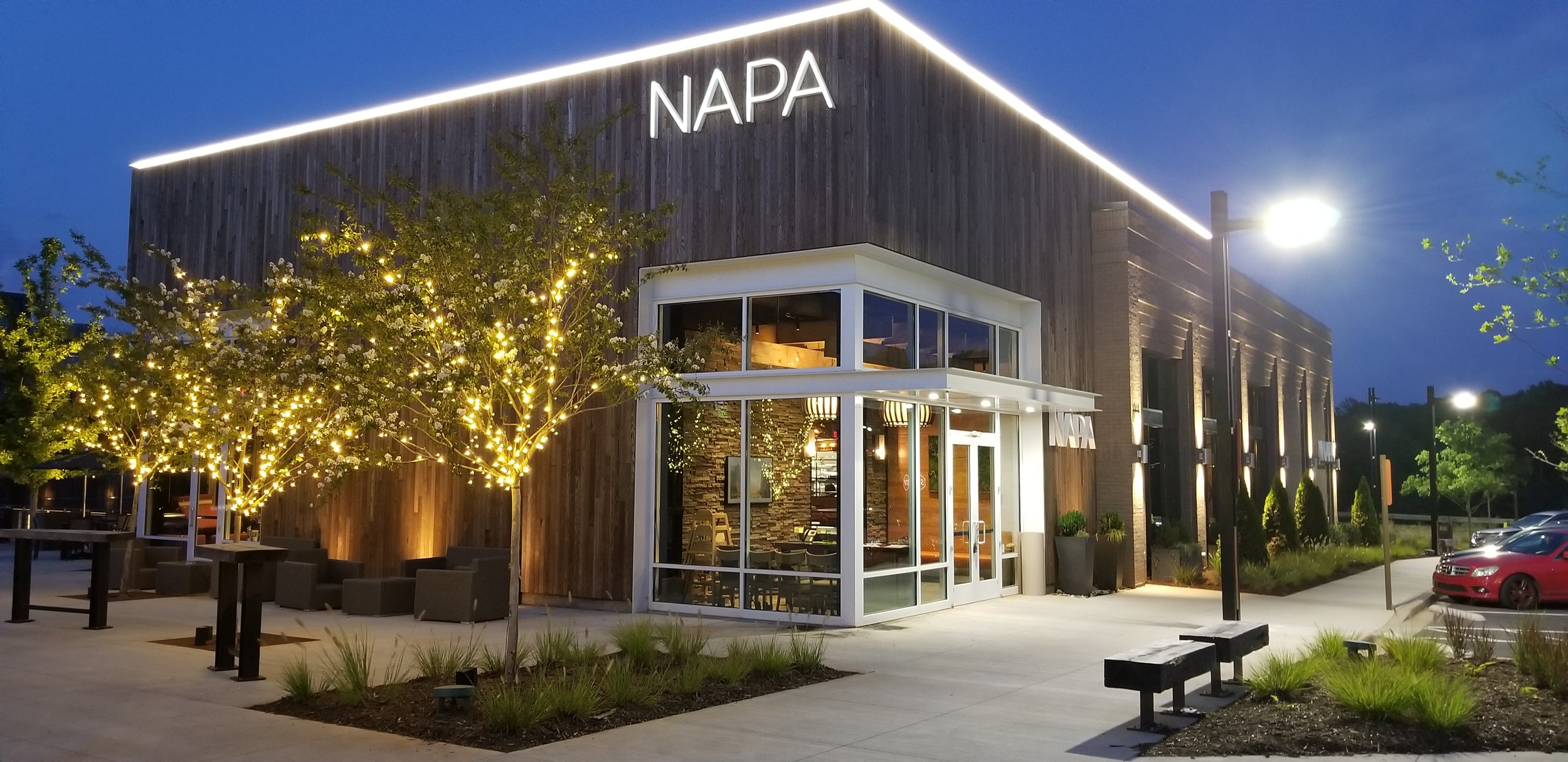 Napa at Kingsley