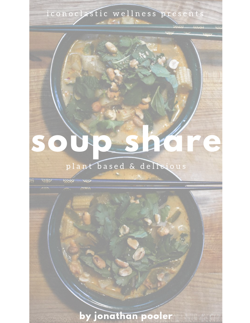 Easy, plant based, soups