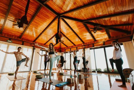 yoga retreat costa rica all levels