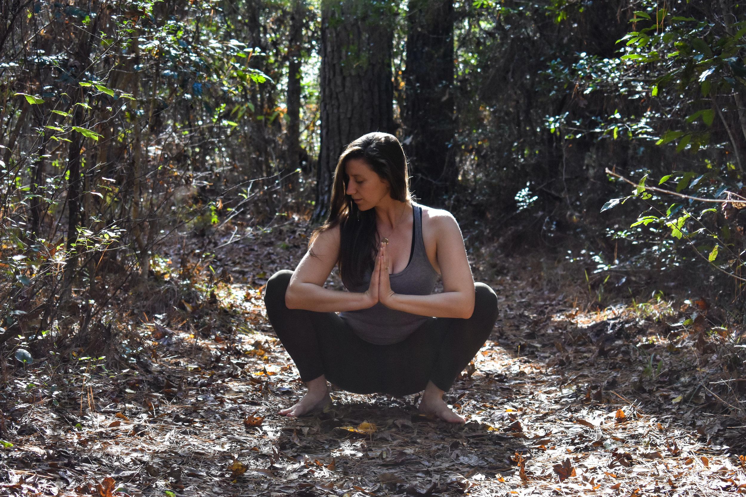 more flows + meditations -