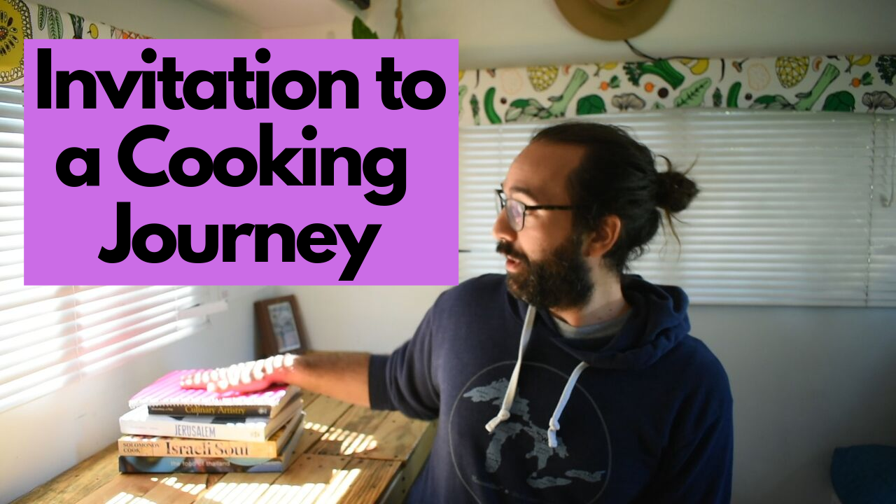 are you in a food rut? - Lately, I have been feeling uninspired towards cooking. I have dedicated a big part of my life, working towards being a chef, so I really want to get out of this slump I am in.Today, I am inviting you to come along on a culinary journey with me!