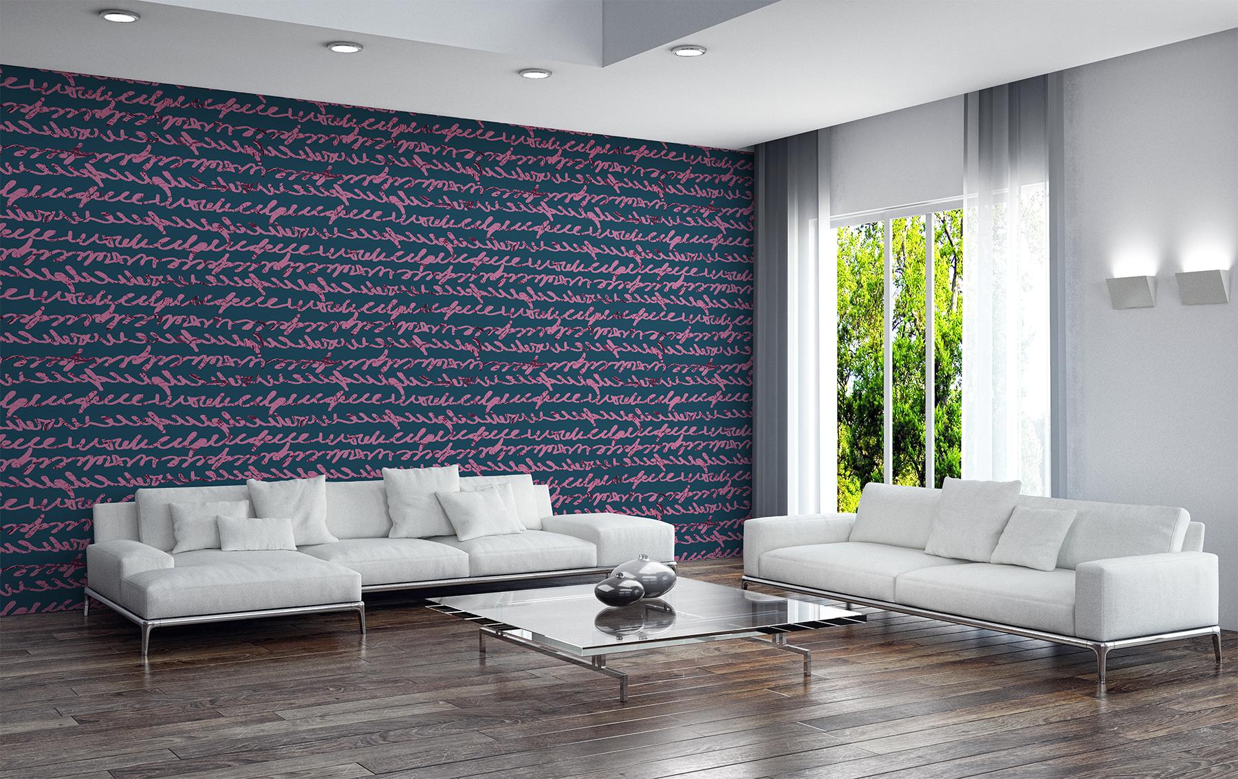 Wallpaper featuring Signature Stripe
