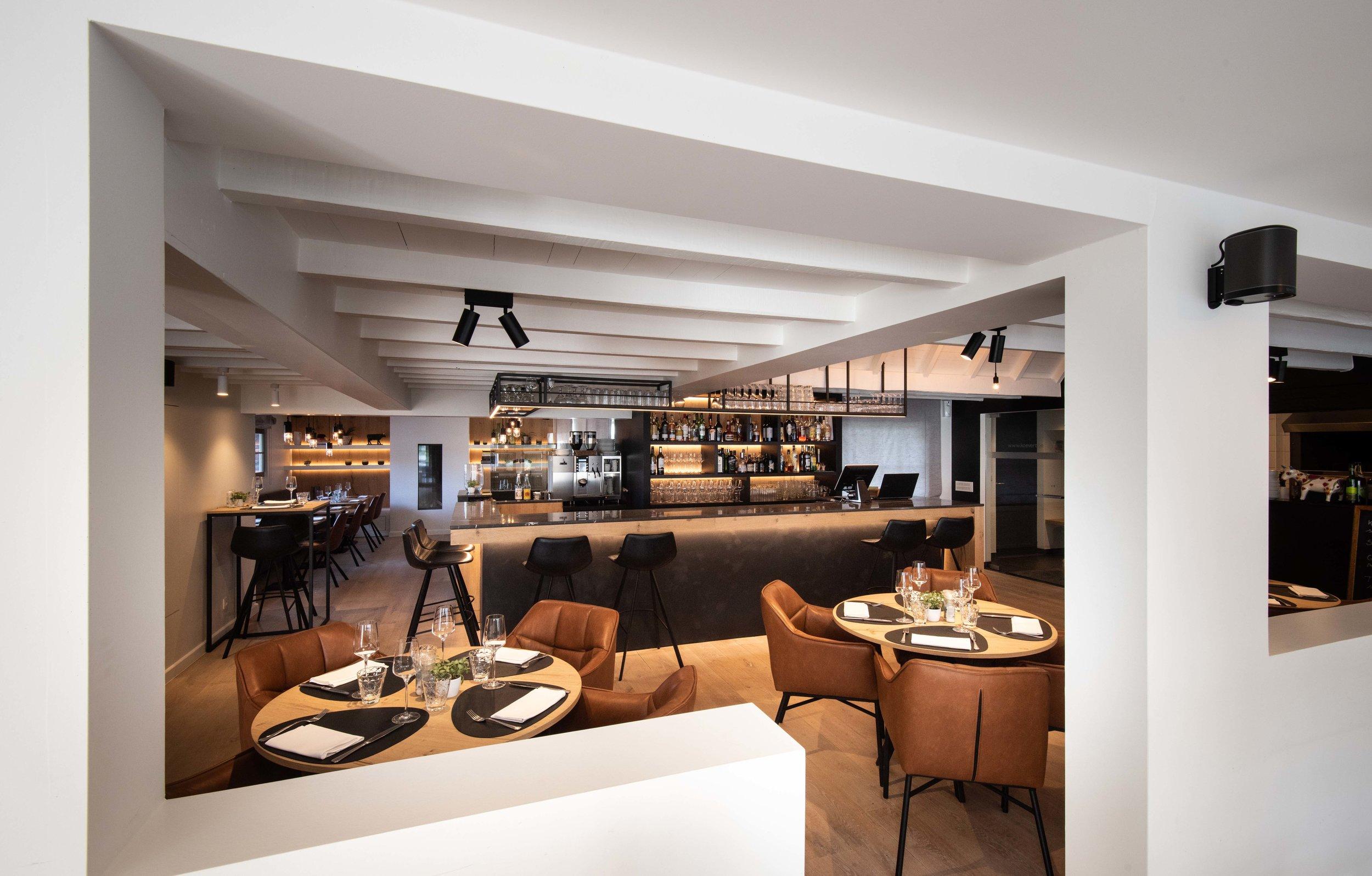 Landelijk restaurant Koevert te Kerkhove