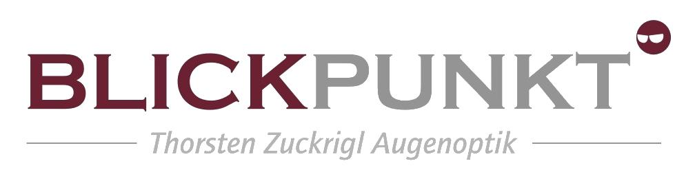 Blickpunkt Augenoptik Zuckrigl Logo
