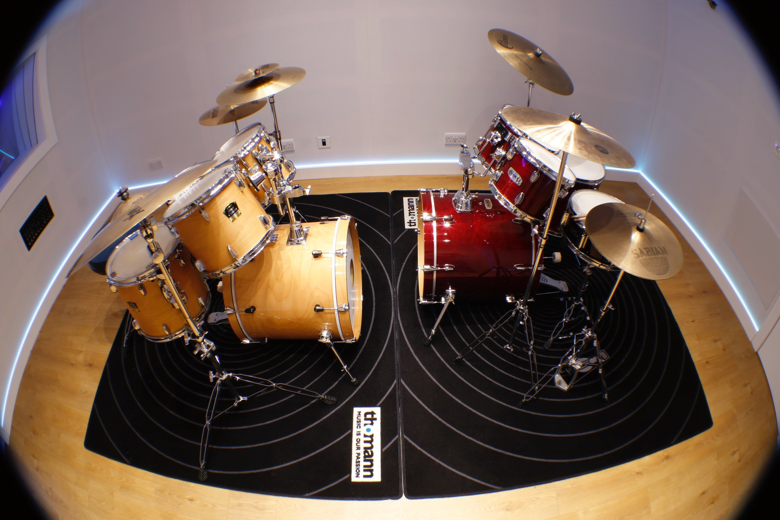 DRUM LESSONS - One to one, five days per week, beginners and advanced.Discount on trial lesson and all practices.Gift vouchers available.
