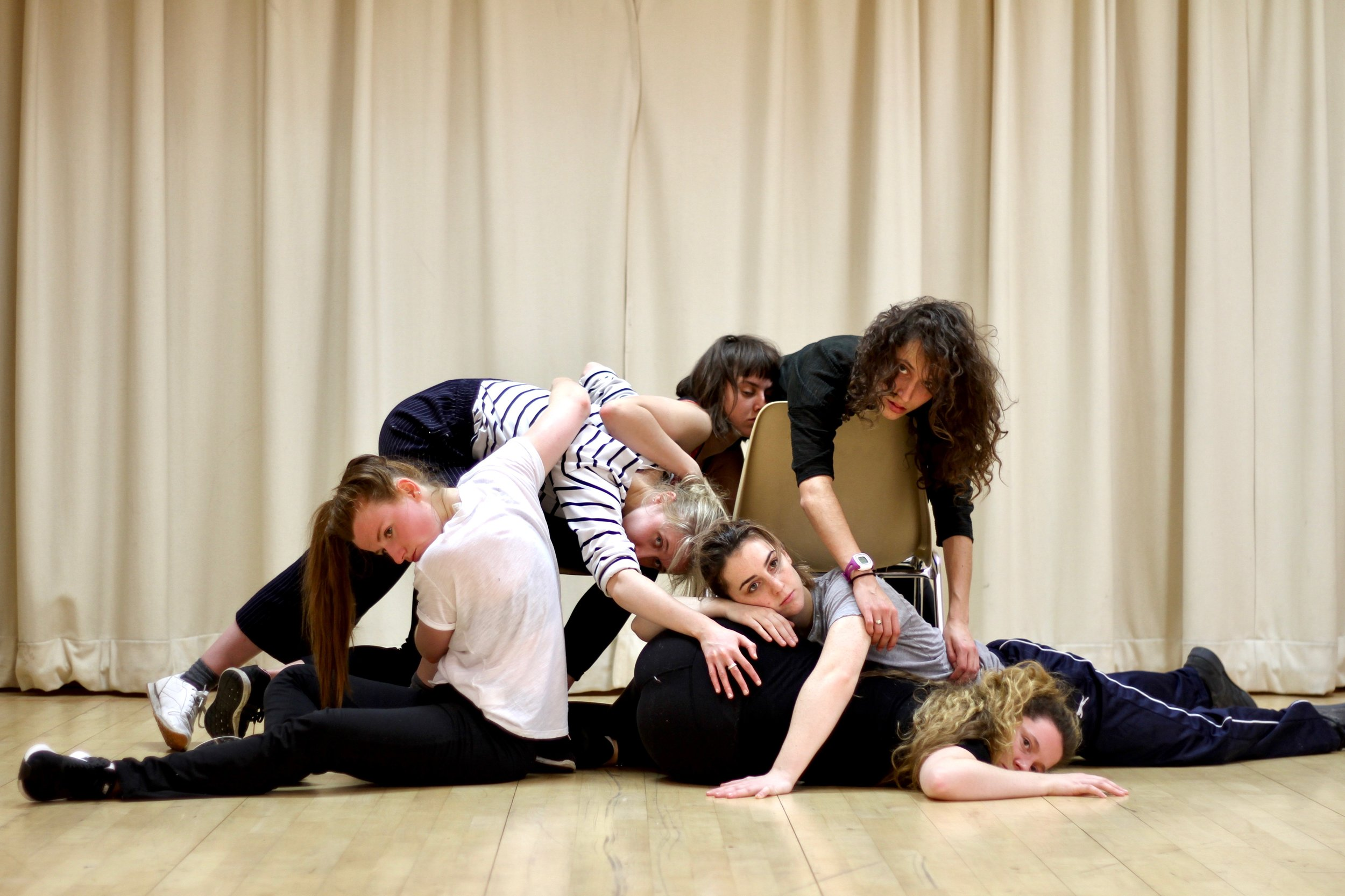 The Afflicted r&d; English Touring Theatre, 2018