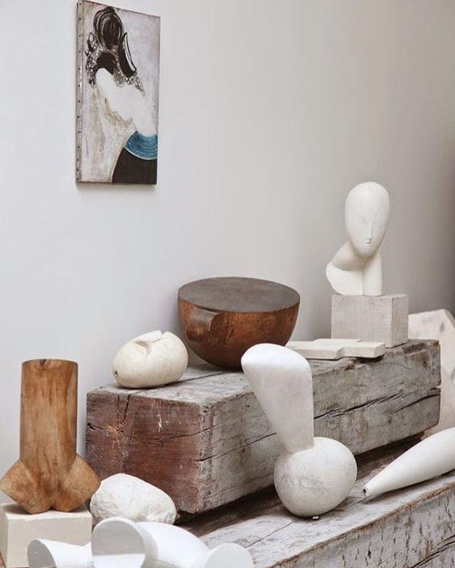 Sculpture inspo!  The serene shapes of #brancusi  #sculpture #minimalism #modernart #artlovers