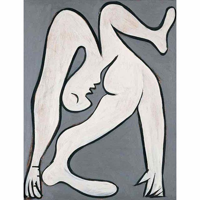 Monday mood.  Pablo Picasso . . . #pablopicasso #mondaymood #picasso #art #modernart #artlovers #artinspo #historyofart #mymood #artist #painter #dailyart #artsourcing #artsagram #artworld