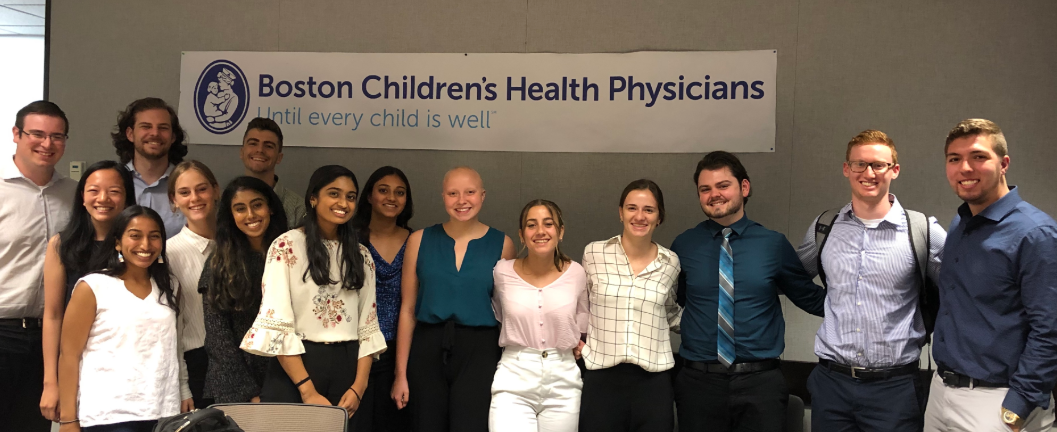 July 2019 - The CEHCHV Summer Trainee Program is in full swing with an excellent group of students!