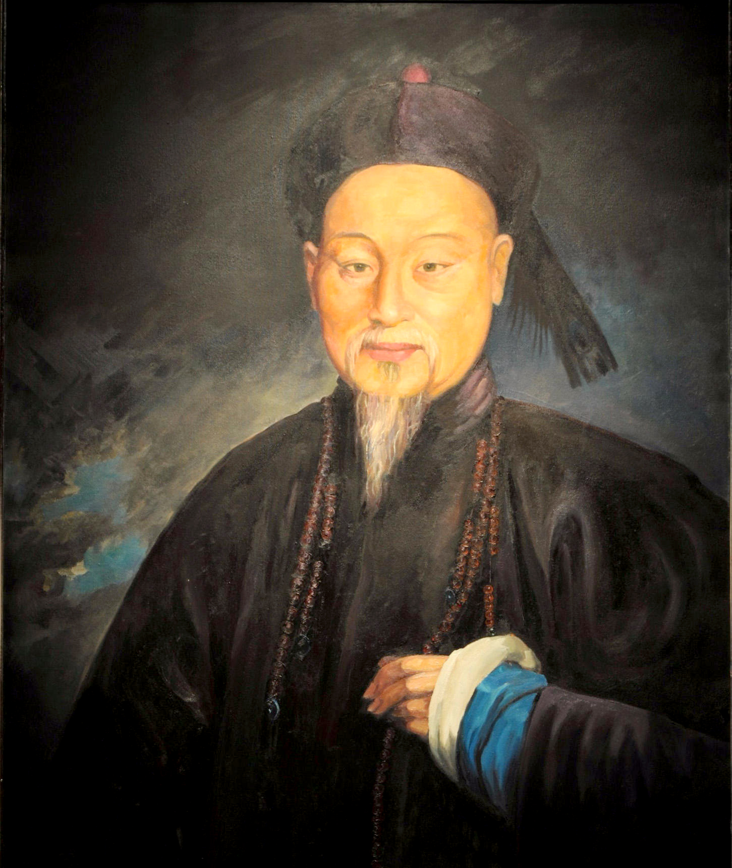 Lin Tse-Hsu    Imperial Special Emissary put in charge of eradicating opium