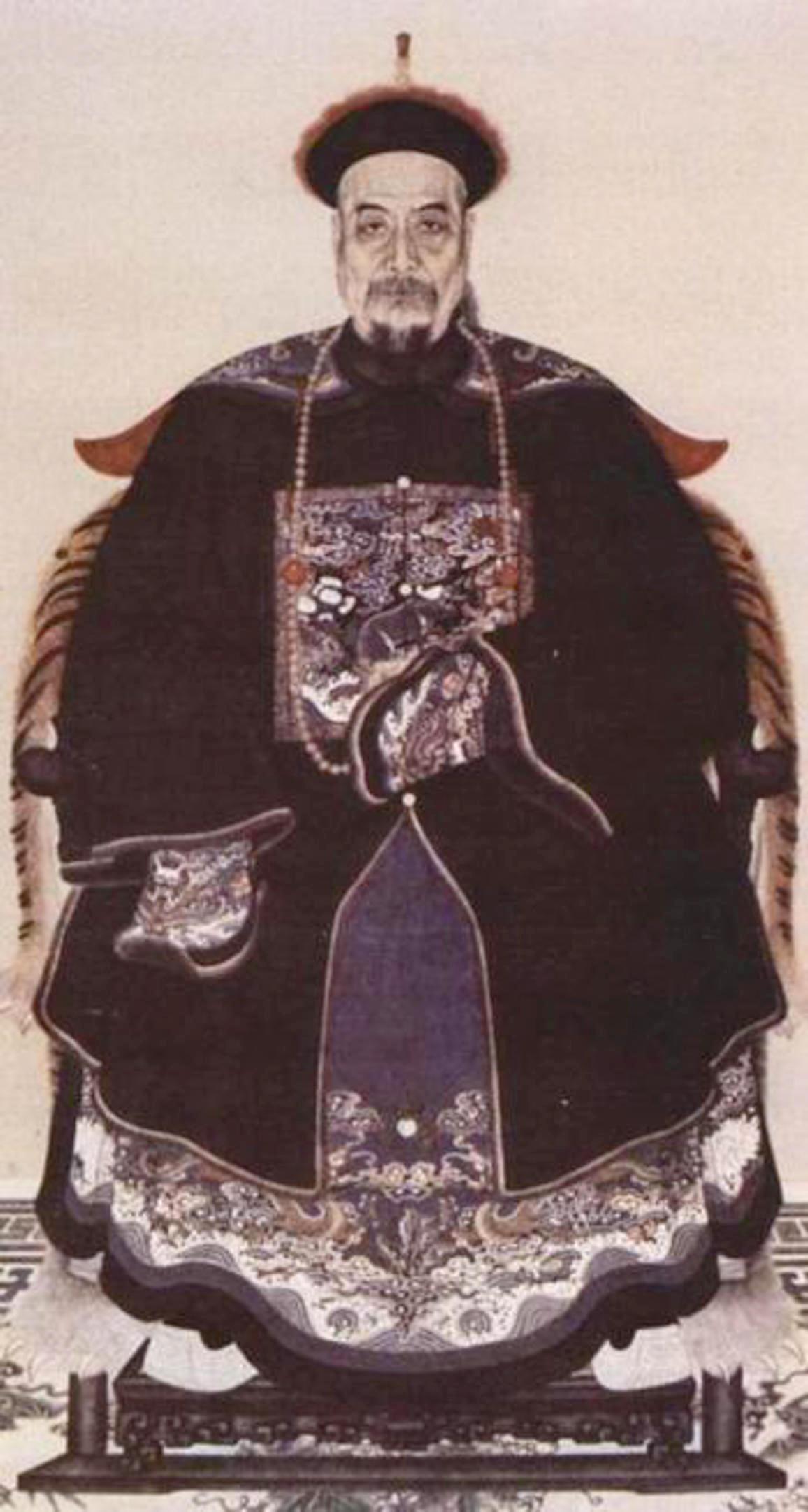 General Guan Tien Pui - Guan Tianpei   Commander of the Guangdong Water Force