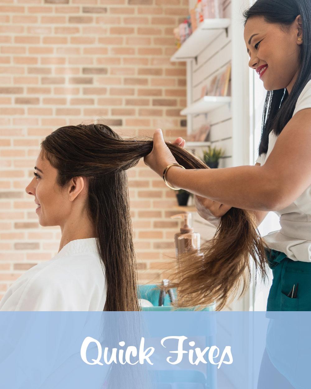 Treatments - Quick Fixes