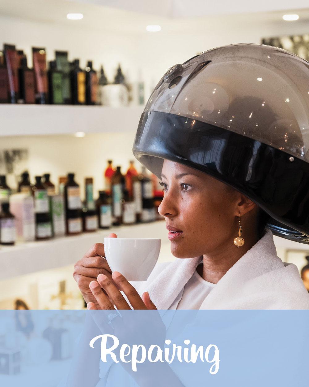 Treatments - Repairing