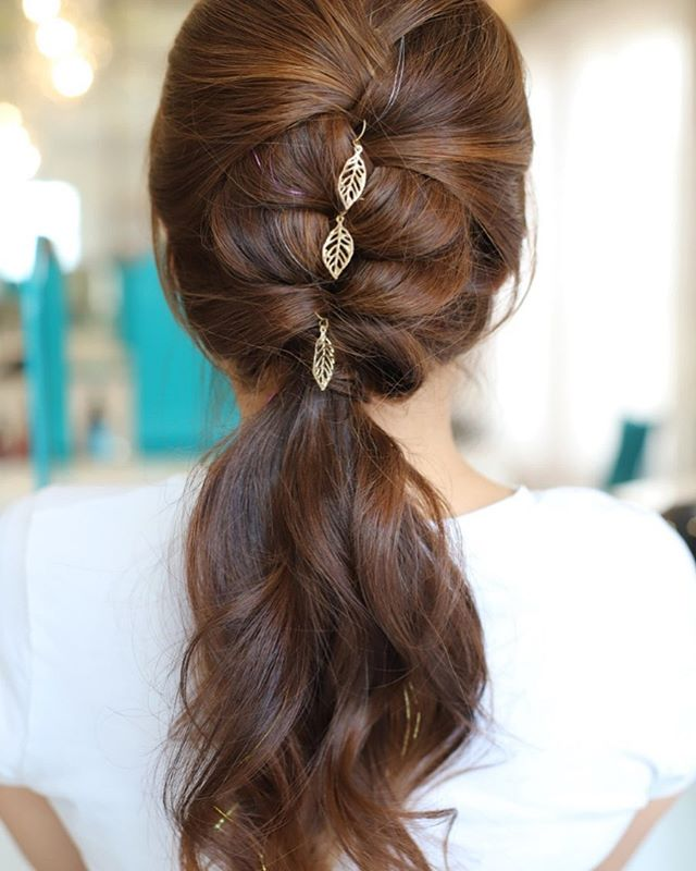 Take your braid from bland to bold with a few simple hair accessories!✨⁠⠀ ⁠⠀ ⁠⠀ ⁠⠀ ⁠⠀ ⁠⠀ ⁠⠀ ⁠⠀ ⁠⠀ ⁠⠀ ⁠⠀ #bebar #beyoushinetrue #hairstyle #hair #hairstyles #hairdo #instahair #style #braid #simplebraid  #mydubai #uae #dubai