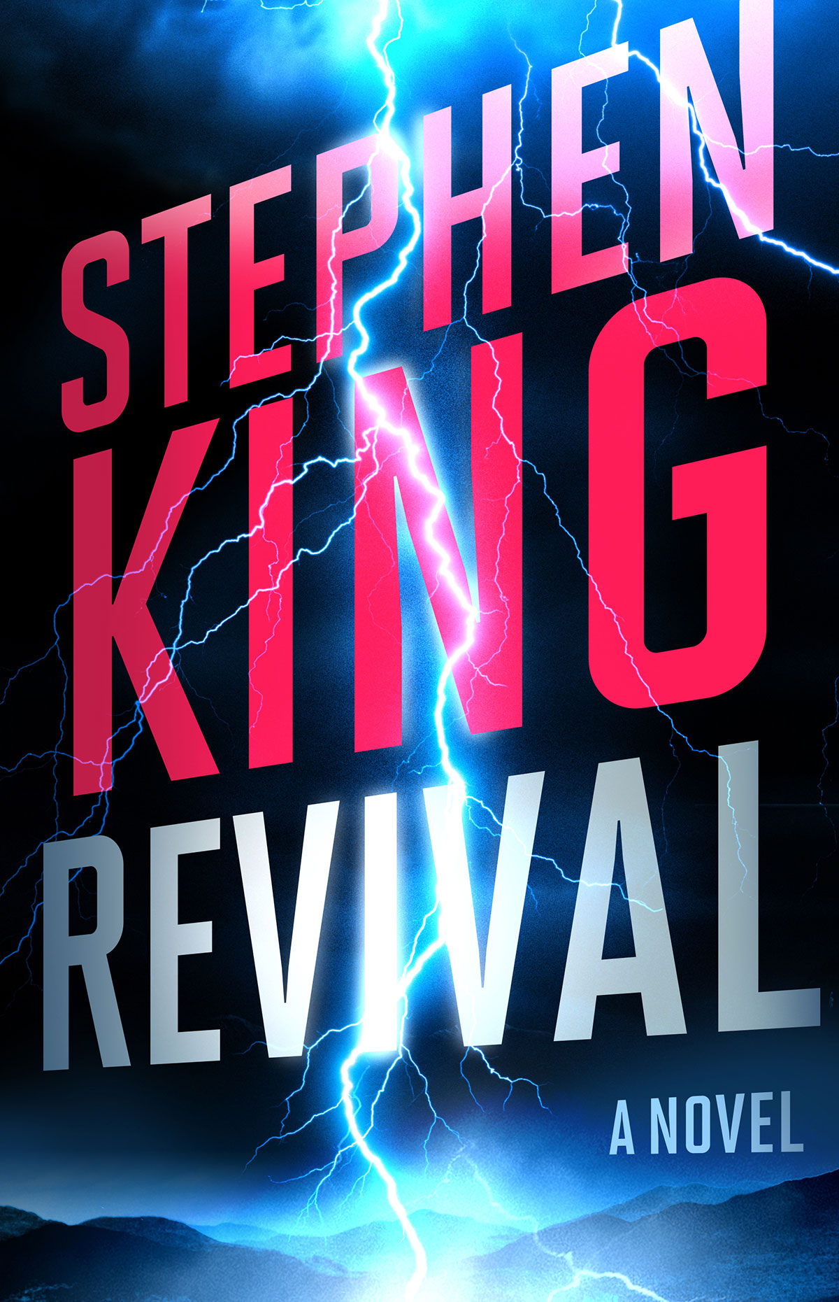 """Revival"" is Stephen King's latest novel. (Scribner)"