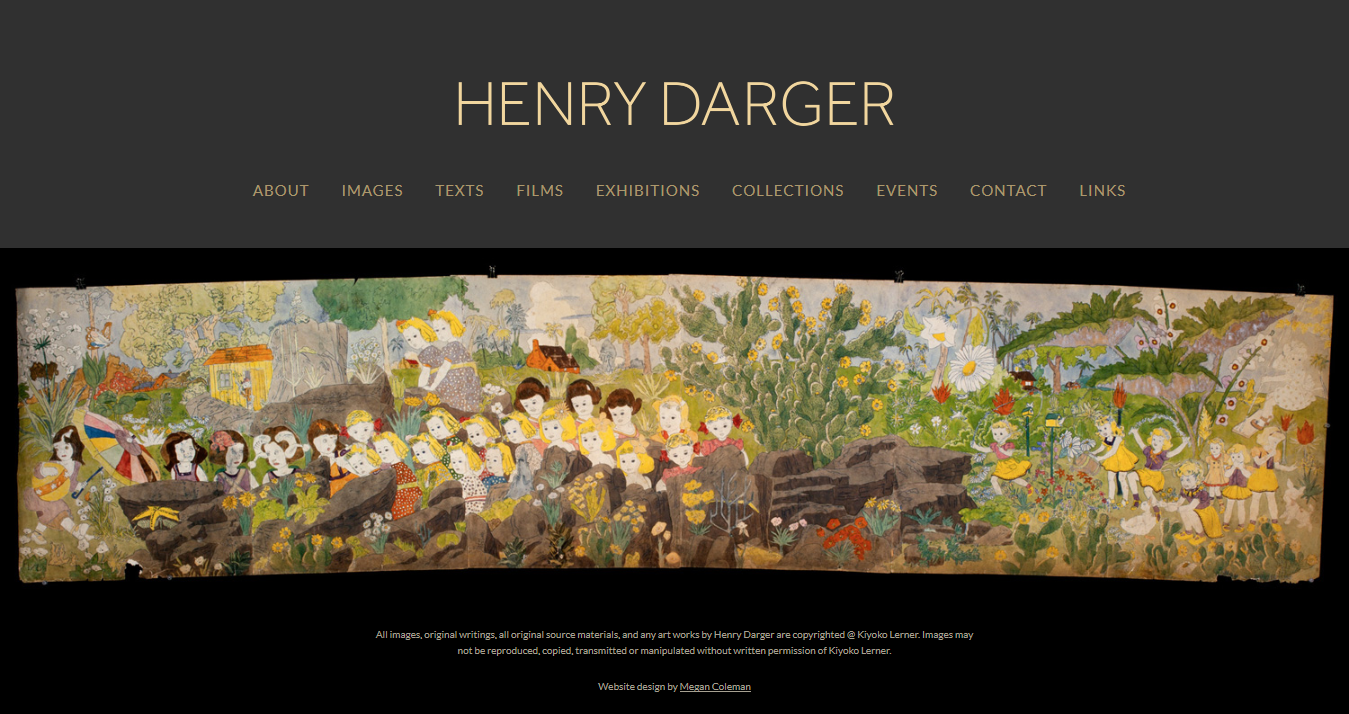 officialhenrydarger.com