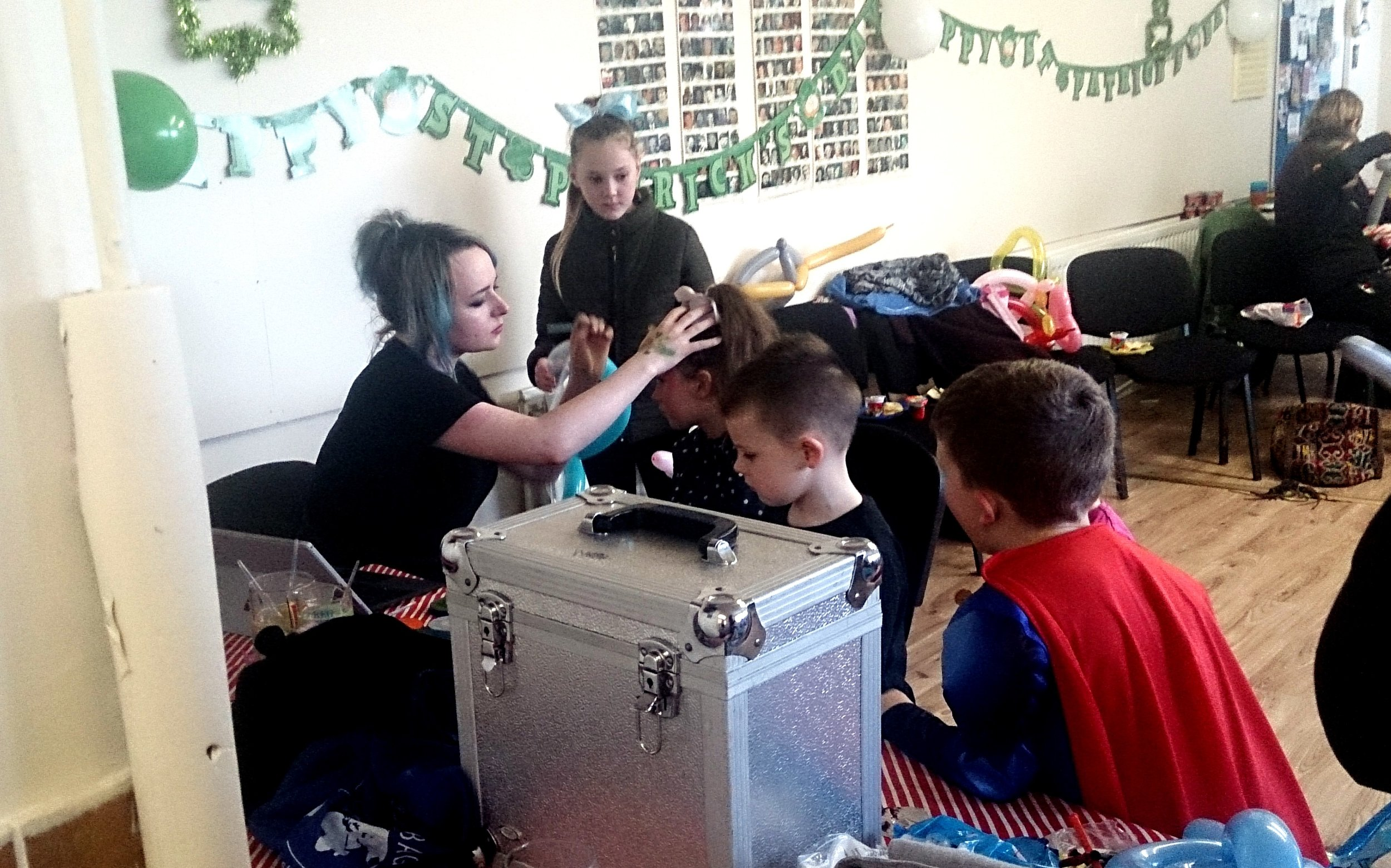 st pats srg face painting.JPG