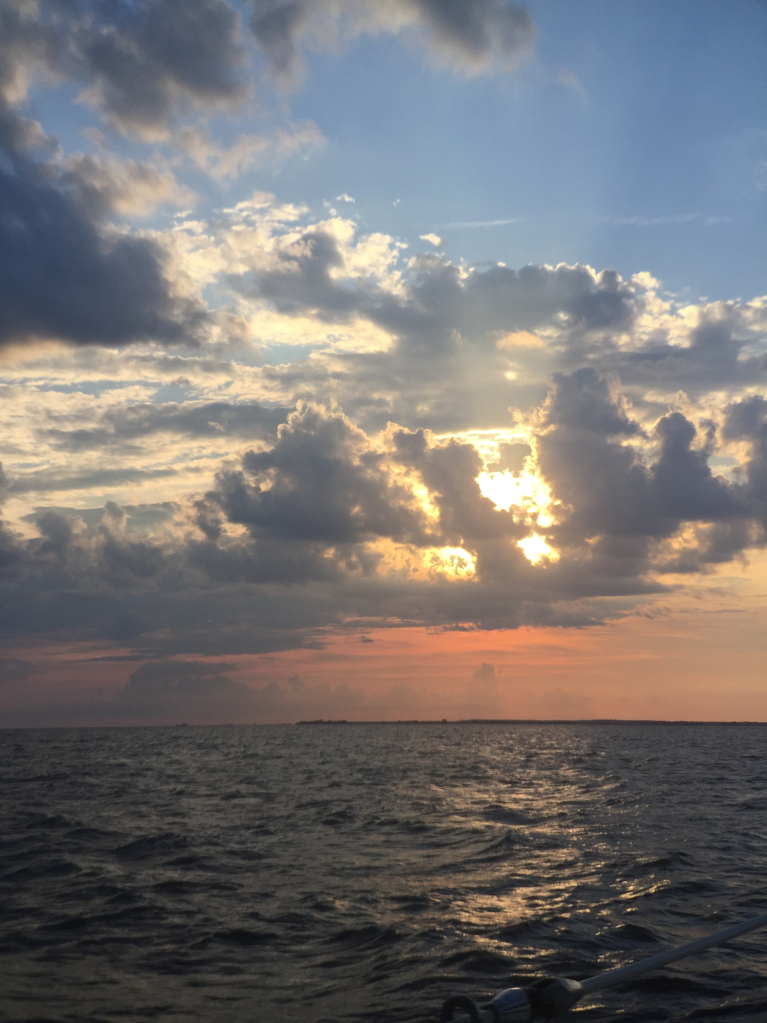 1366 Nautical Miles Traveled and Counting… -
