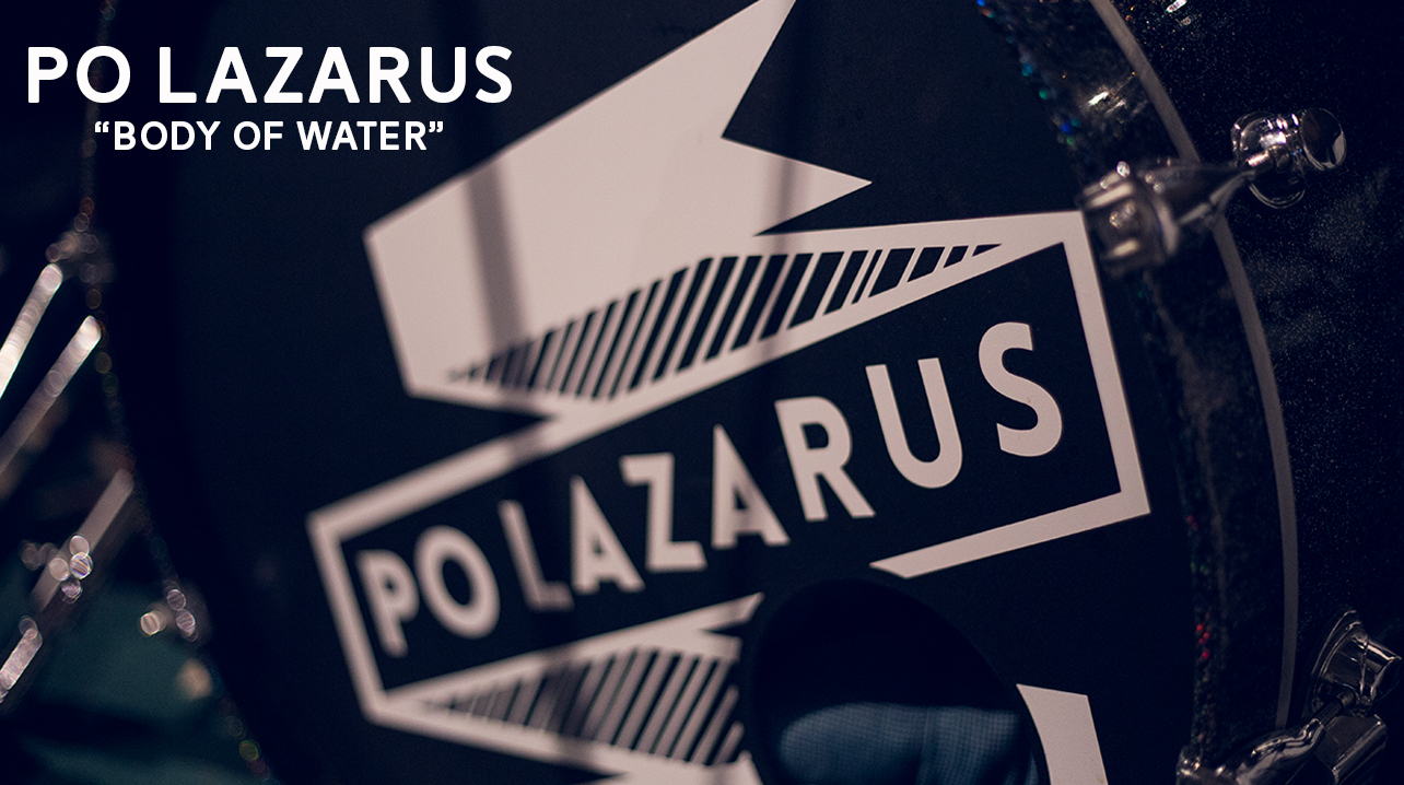 "PO LAZARUS - ""BODY OF WATER""ART LOUNGE. MONTREAL. 2017."