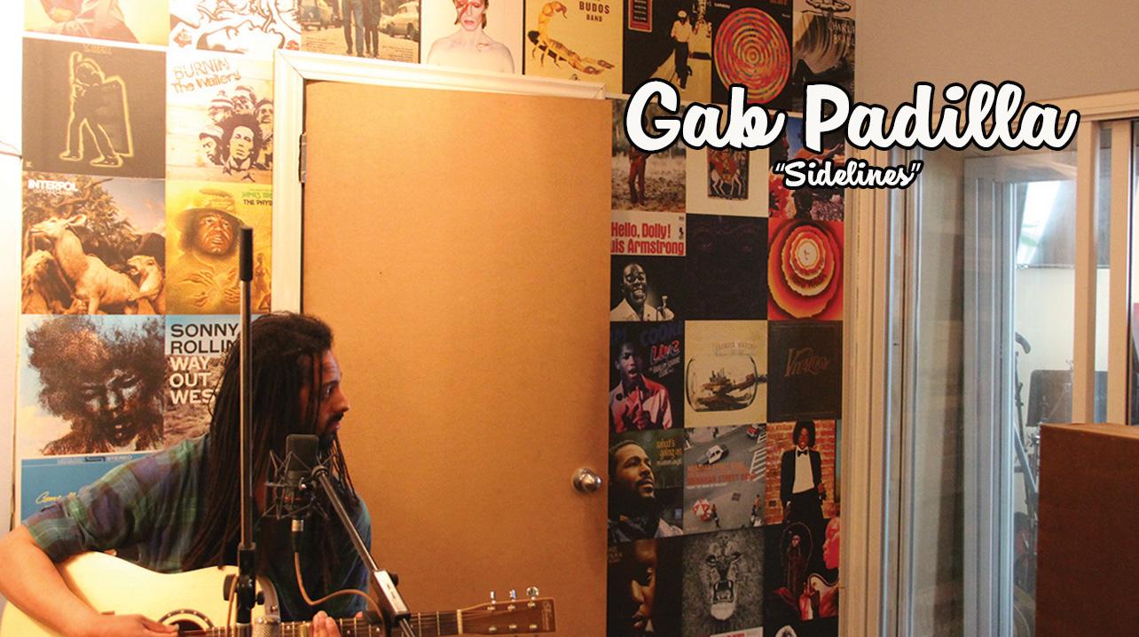 "GAB PADILLA - ""SIDELINES""SERATONE STUDIO. MONTREAL, 2018."