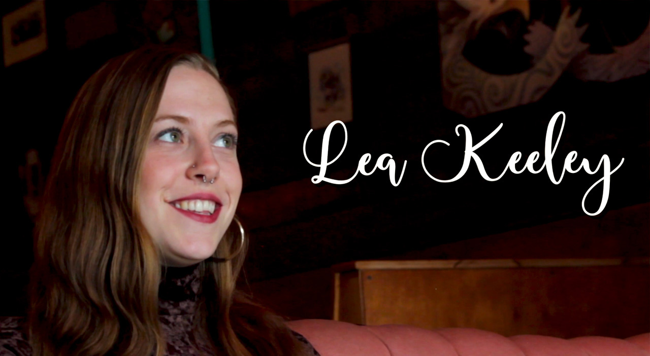 LEA KEELEY -