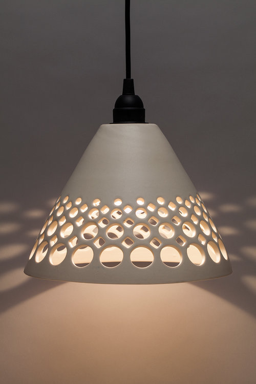 Conical Pendant Lamp