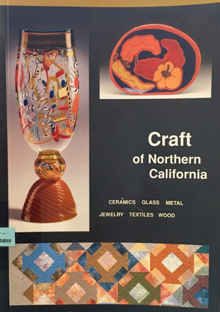 The Craft of Northern California - Alcove Books2002