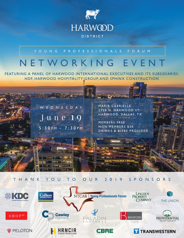 Commercial Real Estate Events and Networking — NTCAR