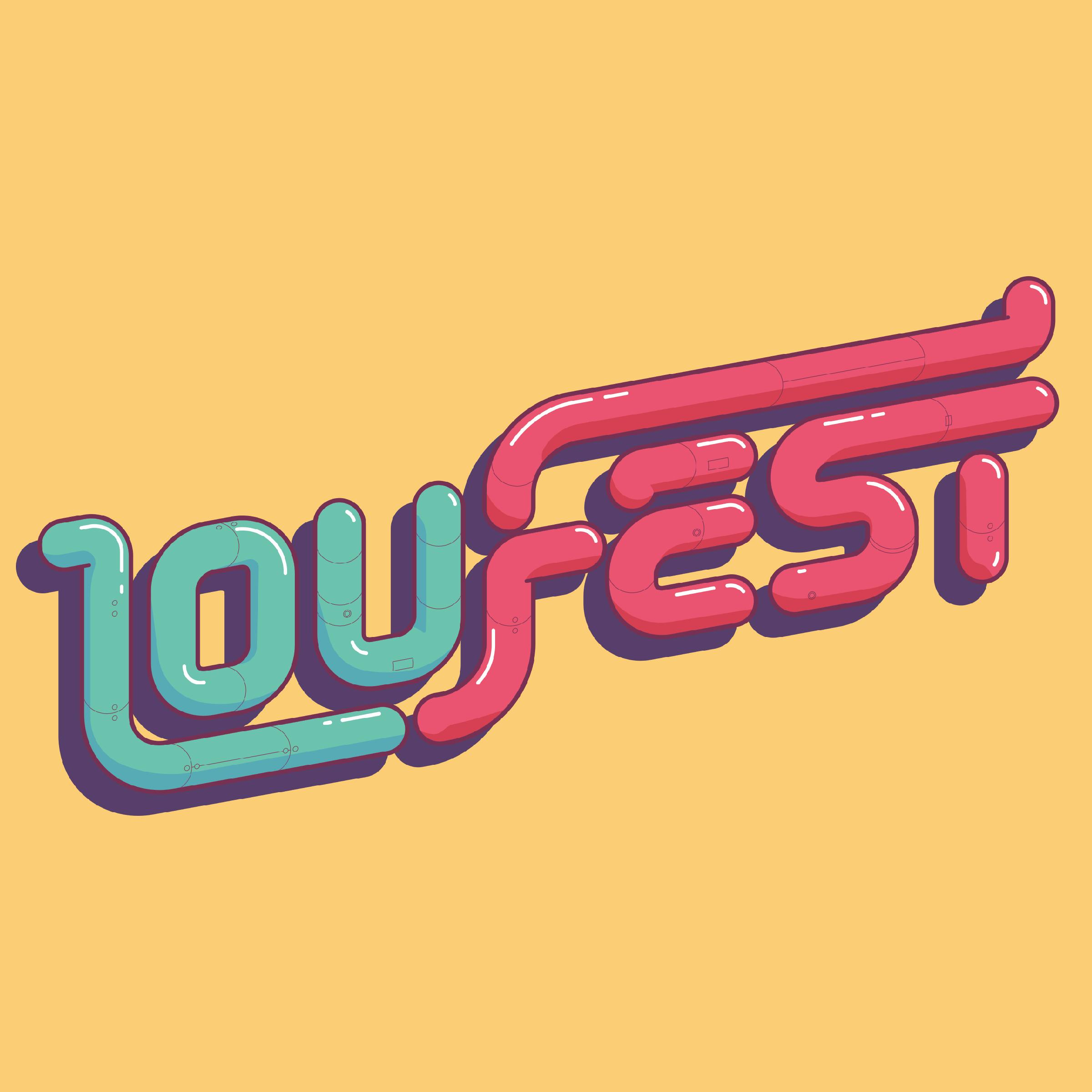 LouFest 2018 Logo