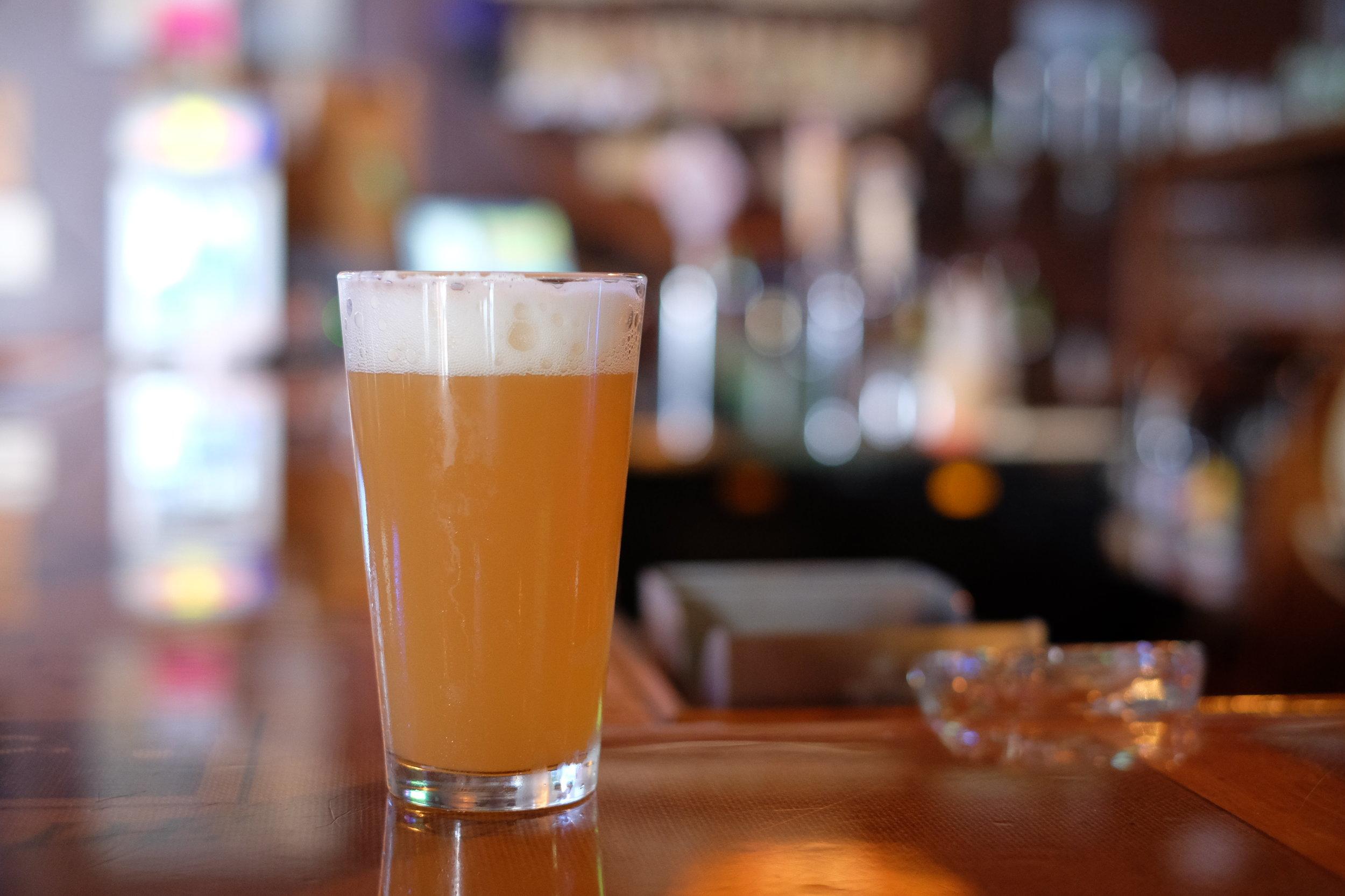 Tap Haus Beer.JPG