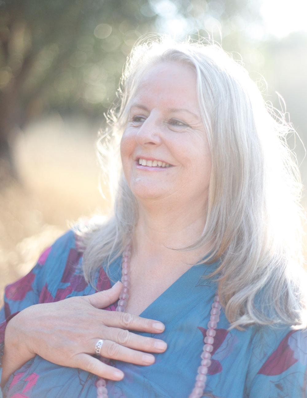 Namasté - Gelebte Spiritualität, Dankbarkeit, Gebete und dazu passende Rituale sind meine Lebensweise.