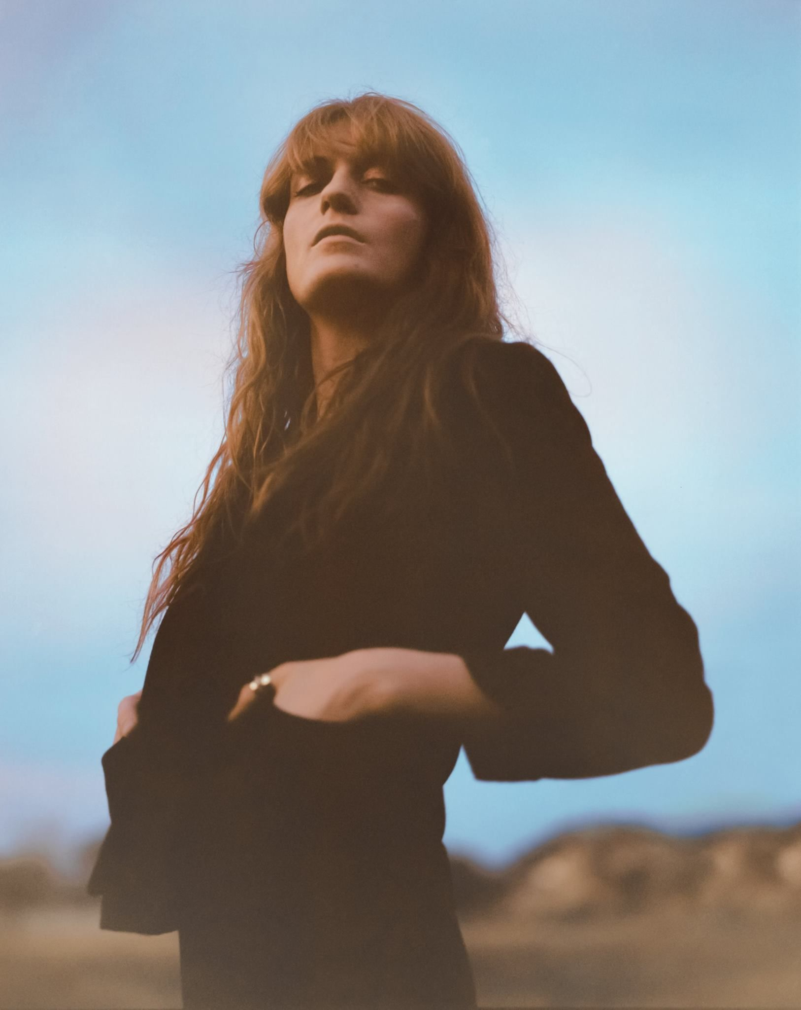 How Big How Blue How Beautiful Photoshoot The Florence The Machine Fan Club