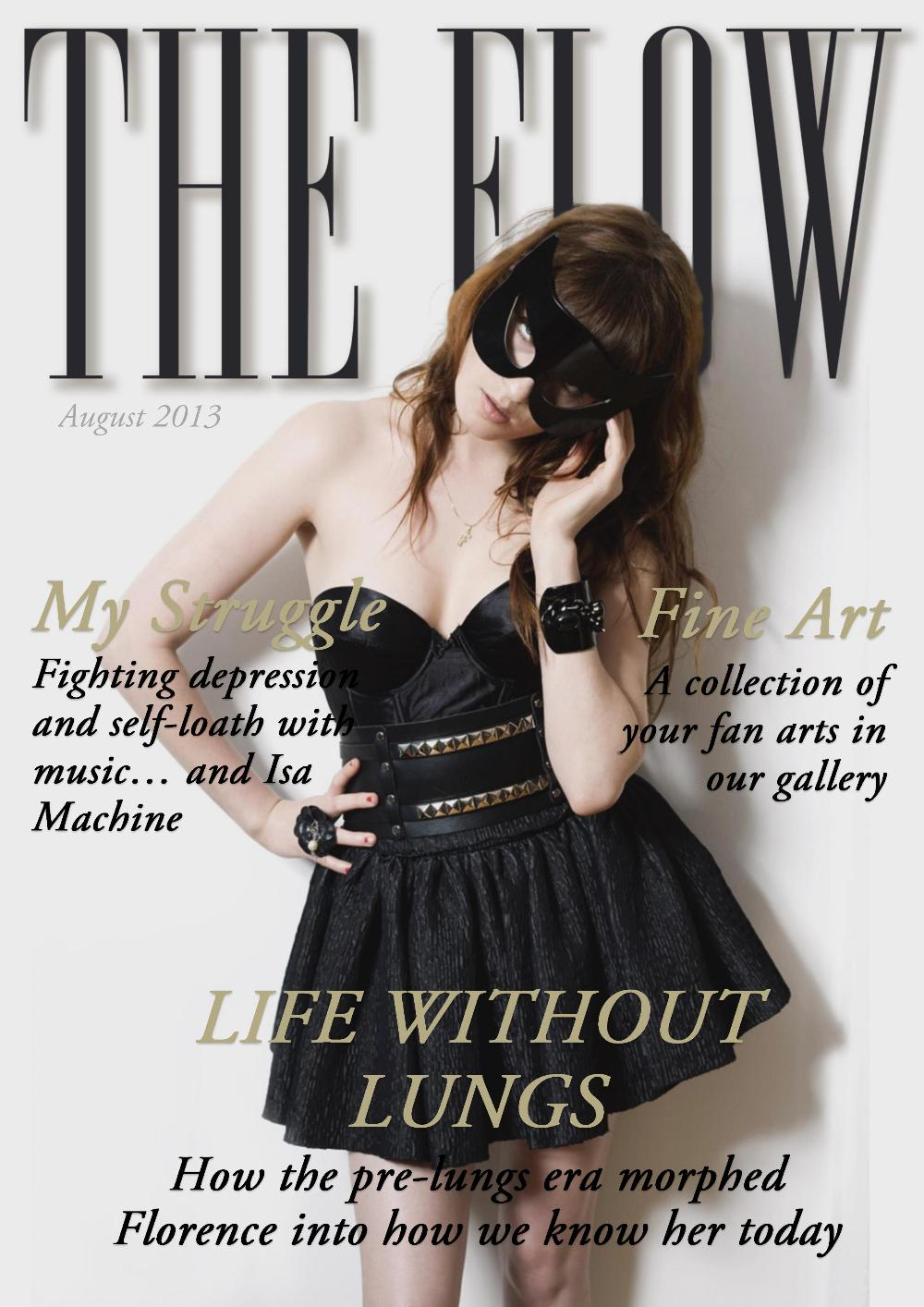 The Flow Magazine - Issue 2 (August 2013)
