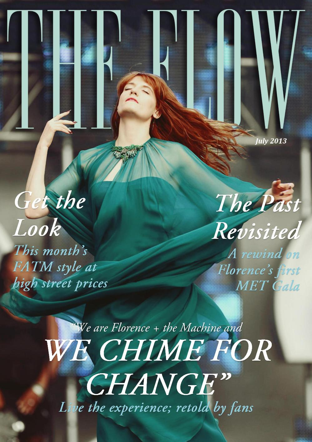 The Flow Magazine - Issue 1 (July 2013)