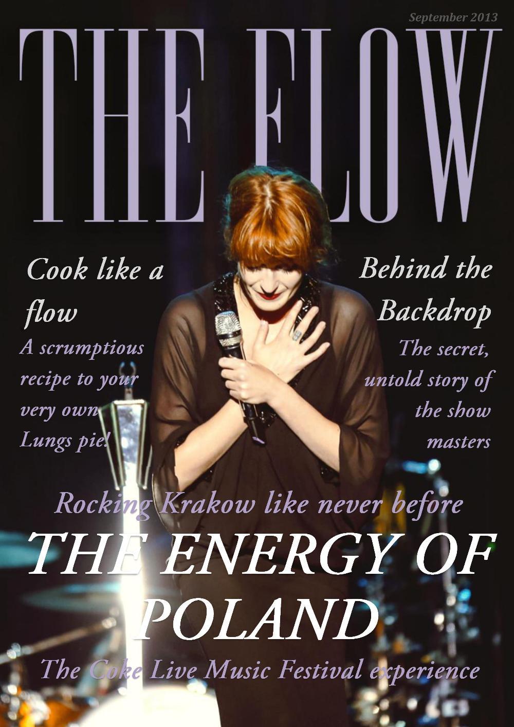 The Flow Magazine - Issue 3 (September 2013)