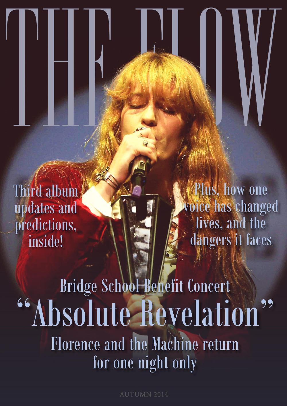 The Flow Magazine - Issue 8 (Autumn 2014)
